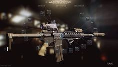 WATCH: #EscapeFromTarkov Weapon Customization to Suit Every Style. #mmo #mmofps http://ift.tt/2caSRrx
