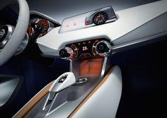 Nissan Sway – Le concept-car qui repense la citadine- via Nissan Aix-en-Provence www.nissan-couriant.fr