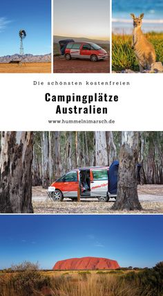 The most beautiful free campsites in Australia Travel Maps, Work Travel, Places To Travel, Cairns, Great Barrier Reef, Work And Travel Australien, Brisbane, Most Beautiful, Beautiful Places