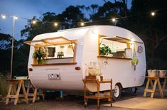 Lady Francesca Event Caravan for Hire | GALLERY