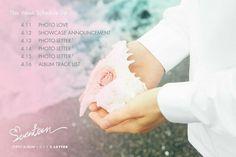 Love&Letter comeback schedule