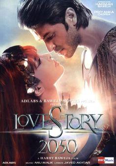 Love Story 2050 (Hindi Film / Bollywood Movie / Indian Cinema DVD) DVD ~ Priyanka Chopra, Harsh Vasishtha, Mehezabeen Sarela, Karan Verma, Boman Irani Harman Baweja, http://www.amazon.com/dp/B003AMUADC/ref=cm_sw_r_pi_dp_JuWLrb0EMHGZS