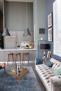 **  Personally selected products **: Apartamento pequeño y muy CHIC