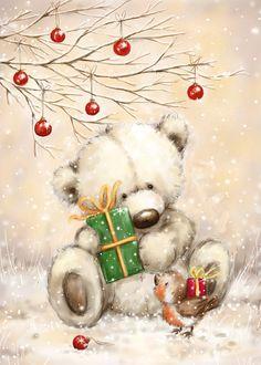 Christmas Rock, Christmas Scenes, Christmas Animals, All Things Christmas, Winter Christmas, Christmas Time, Vintage Christmas, Christmas Crafts, Merry Christmas