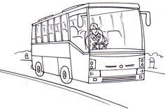 autobus omalovanka - Hľadať Googlom