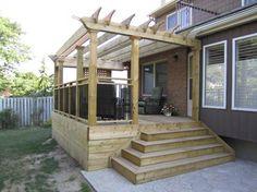 Creative And Inspiring Small Deck Plans Design Ana Santana Villa Door Ideas