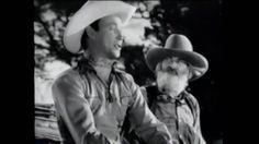 "Roy Rogers ""MY LITTLE BUCKAROO"" Don't Fence Me In (1945) DALE EVANS Gabb..."