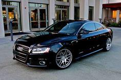 Audi A5...omg! My dream car but I want it in white!