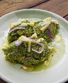 Avanti Cafe Musings: Kamut Couscous w/ Avanti Organic Apples & Spinach