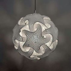 Cool lamp by nervous system