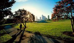 Houston Parks - Bike Trails - Nature Centers - Wildlife Refuge - Visit Houston Texas