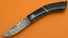 100% Handmade & Forged Sana Cutlery Damascus Steel Buffalo