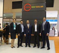 Tekno Ray Solar'dan Dev Anlaşma Kurmuş olduğu santrallerle Türkiye'nin en büyük EPC firması olarak adından söz ettiren Tekno Ray Solar, enerji sektörüne ve ilişkili faaliyetlere yatırımda bulunan özel bir Suudi/Mısırlı sermaye şirketi Al Aboud Holding ile, Solarex Fuarı'nda 6,6 MW'lik bir satış anlaşması imzaladı...