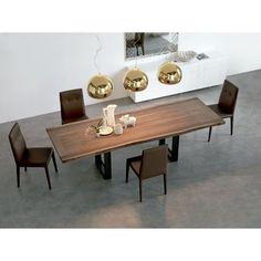 Para reunir a toda tu familia y amigos en la misma mesa. Compra online la mesa extensible Sigma Drive de Cattelan Italia. Fabricada en metal y madera maciza