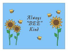 Sunflower Bulletin Board, Garden Bulletin Boards, Behavior Bulletin Boards, Easy Bulletin Boards, Kindness Bulletin Board, Teacher Bulletin Boards, Spring Bulletin Boards, Inspirational Bulletin Boards, Classroom Themes