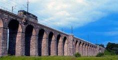 Wiadukt kolejowy w Bolesławcu