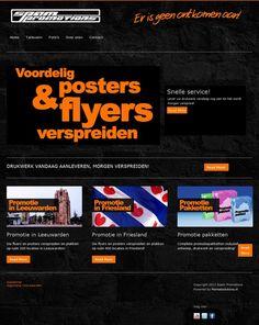 Ben jij opzoek naar een betrouwbare partner voor de verspreiding van jouw drukwerk? Bekijk de mogelijkheden op de nieuwe site van Spam Promotions! http://www.navienbansi.nl/blog/webdesign-de-nieuwe-website-van-spam-promotions/