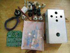 Music Thing: Music Kits #1: DIY guitar effect pedal kits