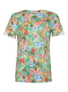 Hype 'Hawaii Hula' T-shirt* $50.00 by guadalupe