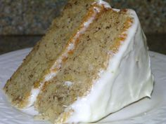 Best Banana Cake Ever.  I've made before lost the recipe and now found it !! Yipee
