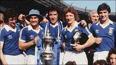 The Fa Cup 78 with Mick Mills, Brian Talbot and the wizard Clive Woods Ipswich Town Fc, Bobby Robson, Team Wallpaper, Challenge Cup, Fa Cup Final, Referee, Sports Stars, Football Team, Football