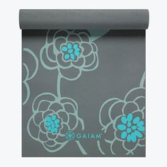 Yoga mats from Gaiam come with a promise of quality. Shop our robust top rated selection to find the perfect printed, rubber or grip yoga mat. Yoga Mat Reviews, Mat Online, Latex Free, House Warming, Prints, Yoga Mats, Surface, Walmart, Fitness