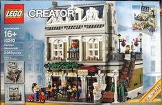 LEGO Creator Parisian Restaurant 10243 Expert Brand New and Sealed! #LEGO