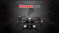 Walkera Runner 250 FPV Racing Drone. Ready to fly. – Coastline Robotics