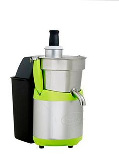 Santos 68 Commercial Fruit & Veg Juicer with PULP BUCKET