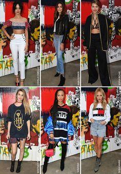 TOMMY X GIGI: meu look, front row, destaques da coleção... tudo sobre o desfile em Los Angeles! - Garotas Estúpidas - Garotas Estúpidas