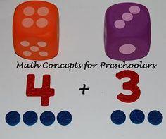 Math Concepts for Preschool