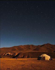 Mongolia...been there and would love be there again someday.