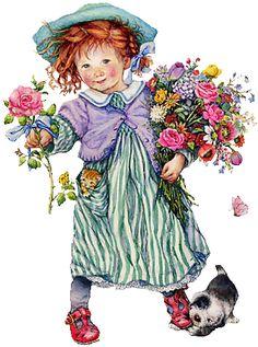 Lindas imagens de crianças | Imagens para Decoupage