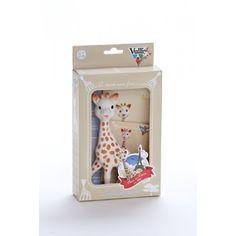 Vulli Sophie the Giraffe Teether | Shopping World Super Store List Price: $25.00 Discount: $5.52 Sale Price: $19.48