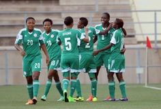 EkpoEsito.Com : AWCON 2016: Nigeria beat South Africa to face Came...