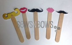 Photo booth crafts