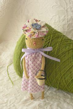 Spring Peep by Sweetnellie on Etsy, $22.00