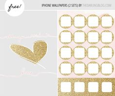 The Darling Blog: Free iPhone Wallpapers, Set 1