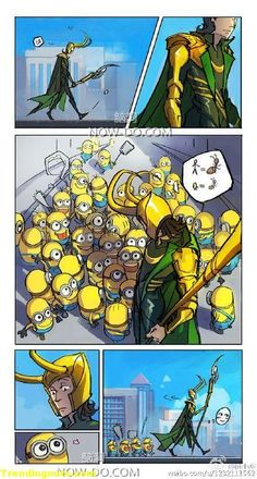 Thorki imagenes Here I will only publish images of thor x loki. This is just boy x ch … # Fanfic # amreading # books # wattpad Marvel Avengers, Marvel Jokes, Funny Marvel Memes, Dc Memes, Marvel Dc Comics, Funny Comics, Loki Funny, Avengers Memes, Tony Stark