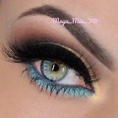 .@maya_mia_y |  Something colorful  Subscribe to my YouTube 007 Maya Mia for video tutor...