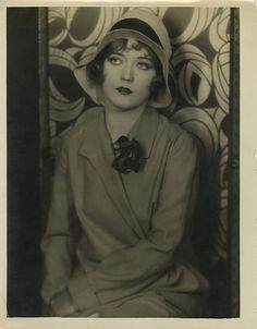 Portraits of Marion Davies by Ruth Harriet Louise.