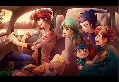 Inazuma Eleven GO Image - Zerochan Anime Image Board Victor Blade, Film Anime, Girly M, Otaku, Handsome Anime Guys, Inazuma Eleven Go, Anime Chibi, Fanart, Art Reference