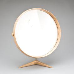 "Table mirror ""402"", Uno and Östen Kristiansson, Luxus."