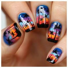 Nail Art Designs. Nail Art Inspirations. Nail Art Ideas. #nailart #nailartideas #nailartdesigns