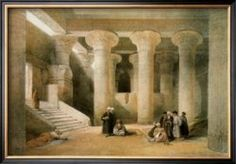 David Roberts (1796 - 1864) was a Scottish painter renowned for his work on Orientalism. Between 1838 and 1840 on his long tours to Egypt and...