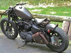 Beautiful  iron883 HarleyDavidson