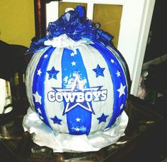 my boss is a huge Cowboys fan so I decided to do this for him.