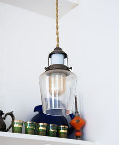 Wayland Pendant from Schoolhouse Electric