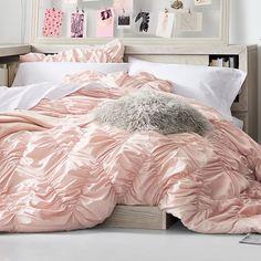 Twin Xl Mattress, Twin Xl Comforter, Dorm Comforters, Bedspreads, Teen Girl Bedding, Teen Bedding Sets, College Bedding, College Room, Dorm Room Designs