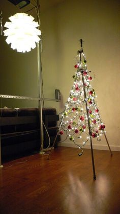 The Tripod Tree is perfect for the photography-obsessed household.